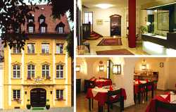 graphic:  Barockhotel am Dom in Bamberg