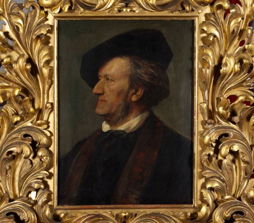 Grafik:  Richard Wagner (Bildrechte: Richard-Wagner-Stiftung)
