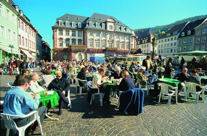 Heidelberg Single Partys