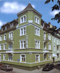 graphic:  Hotel Kohler in Heidelberg