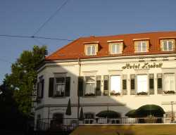 graphic:  Hotel Kredell in Neckargemünd