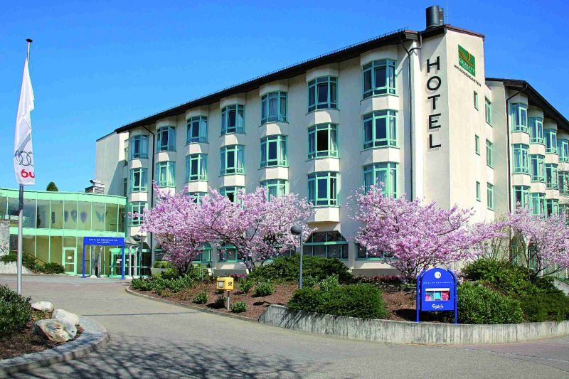 graphic:  Quality Hotel am Rosengarten in Bad Wimpfen