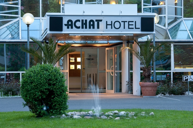 graphic:  ACHAT Hotel in Kulmbach