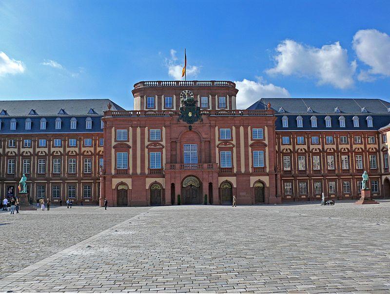 Mannheim important dates