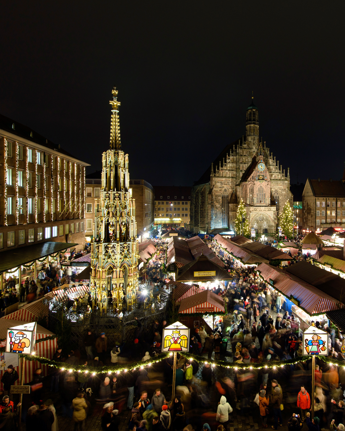 Christkindlesmarkt Nürnberg 2021
