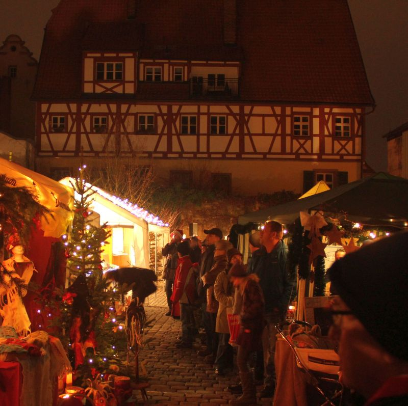 Kulmbach Adventsmarkt  Kulmbach - Adventsmarkt