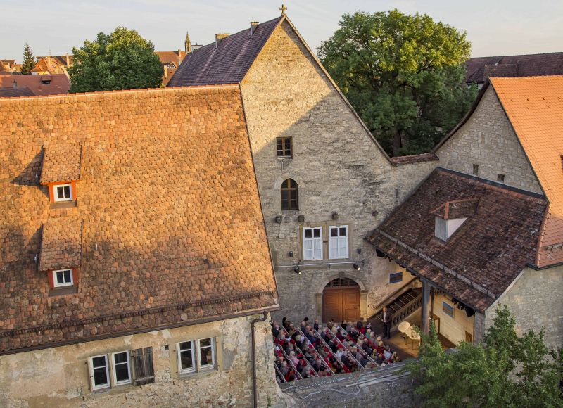 Rothenburg Toppler Theater ©Rothenburg Tourismus Service Pfitzinger  Rothenburg - Toppler-Theater © Rothenburg Tourismus Service W. Pfitzinger