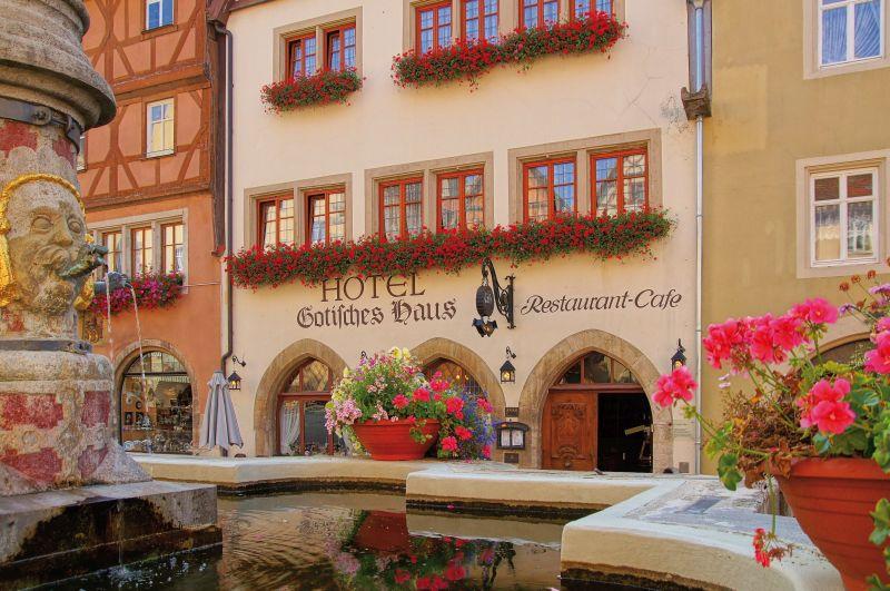 bei den Premium Partner Hotels Die Burgenstraße wir