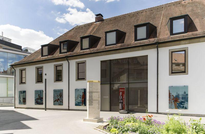Exceptional Heilbronn Haus Der Stadtgeschichte House Of City History   Otto Rettenmaier  House