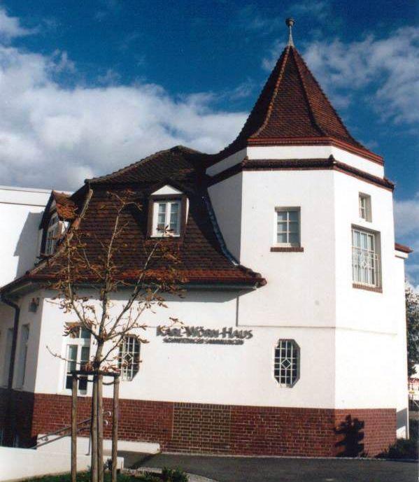 Schwetzingen Karl Woern Haus Karl Wörn House   The Schwetzingen Town Museum